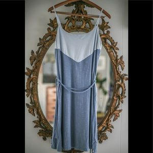 Blue Beach Dress Toad & Co. // Med